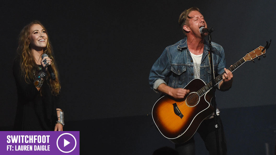 Switchfoot, Meant to Live ft. Lauren Daigle