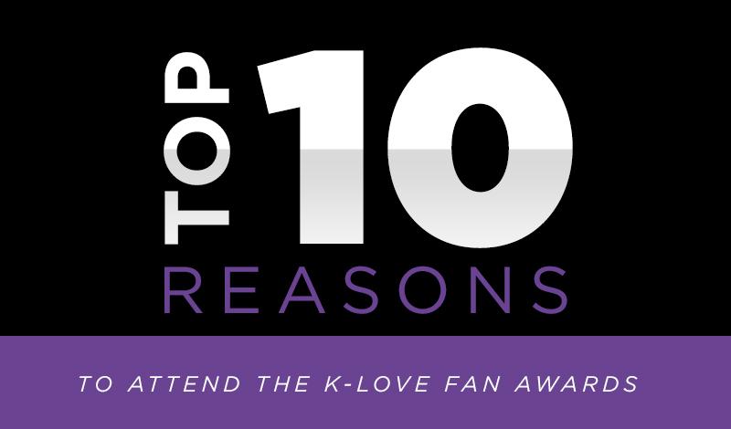 k love fan awards the ultimate fan experience