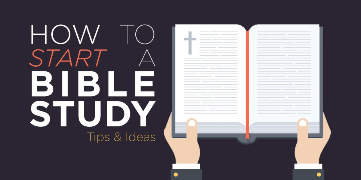 How to Start a Bible Study: Tips and Ideas