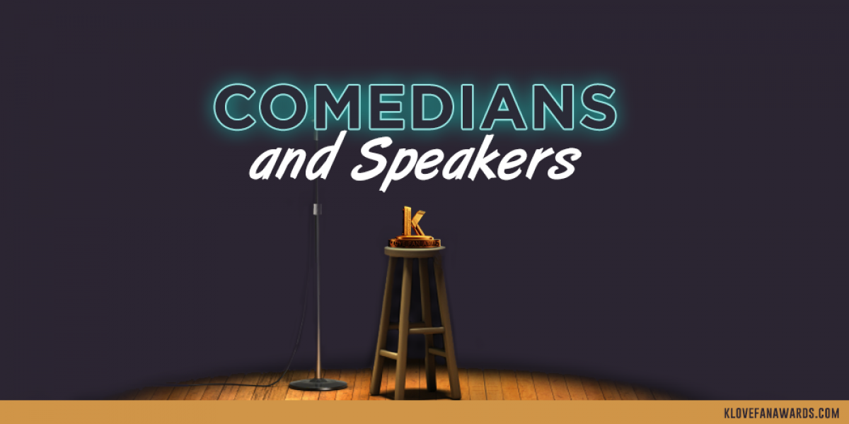 Top Christian Comedians and Family Friendly Speakers