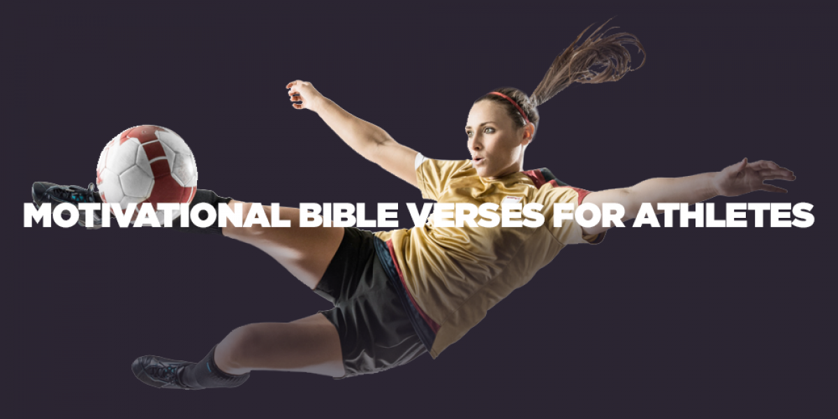 Motivational Bible Verses for Athletes